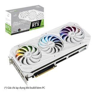 ASUS ROG Strix GeForce RTX 3080 White Edition 10G