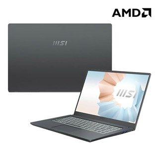 MSI Modern 15 A5M - R5-5500U | 8GB | 512GB SSD