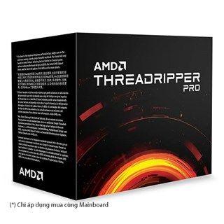 AMD Ryzen Threadripper PRO 3995WX - 64C/128T 256MB Cache 2.7GHz Up to 4.2GHz