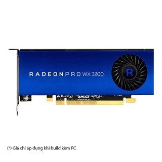 AMD Radeon Pro WX 3200 4GB GDDR5