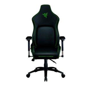 Razer Iskur - Black / Green