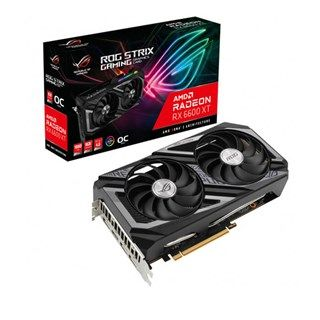 ASUS ROG Strix Radeon RX 6600 XT OC Edition 8GB GDDR6