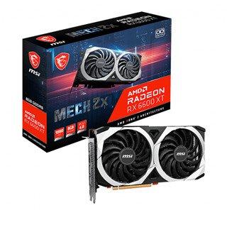 MSI Radeon RX 6600 XT MECH 2X 8G OC