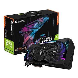 GIGABYTE AORUS GeForce RTX 3080 MASTER 10G V2