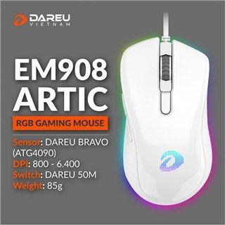 DareU EM908 Artic RGB