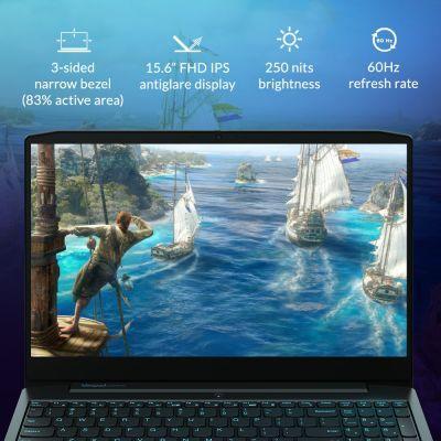 Lenovo IdeaPad Gaming 3 - Display