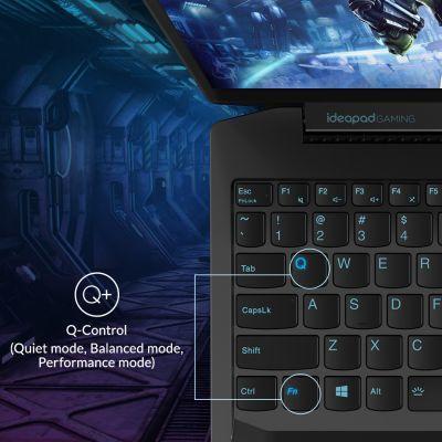 Lenovo IdeaPad Gaming 3 - Q control