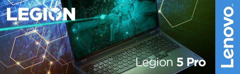 Lenovo Legion 5 Pro banner